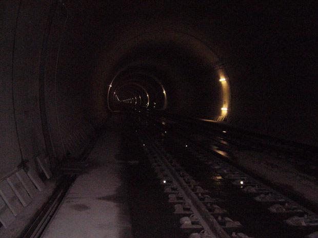 Tunel del AVE