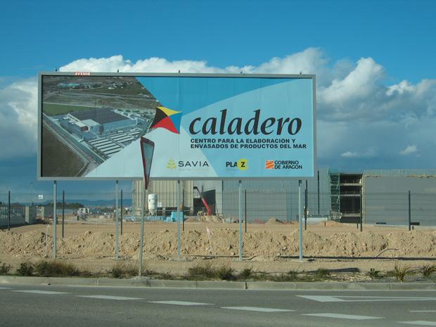 Caladero Zaragoza