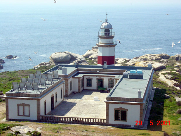 Lighthouse, Sálvora